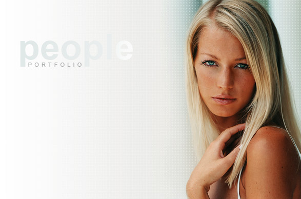 Andreas Janett Photography - portfolio, people, henkilökuvaus